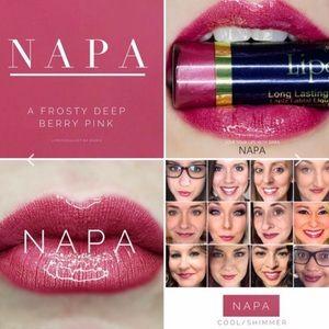 Lipsense NAPA Lipstick sealed and new